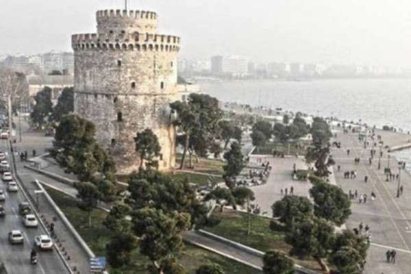 Η φωτογραφία της ημέρας: Καλημέρα από την όμορφη Θεσσαλονίκη!