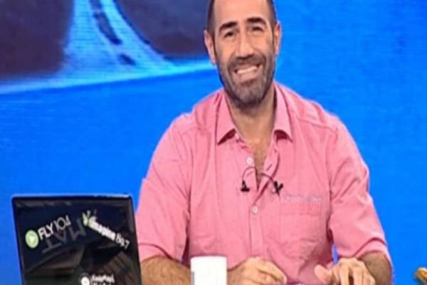 Αντώνης Κανάκης: Τι έκανε ο παρουσιαστής και έσωσε τον ΣΚΑΙ;