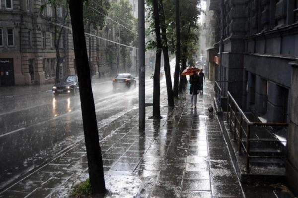 Έκτακτο δελτίο επιδείνωσης καιρού εξέδωσε η ΕΜΥ! - Ισχυρές καταιγίδες και βροχές με... χαλάζι