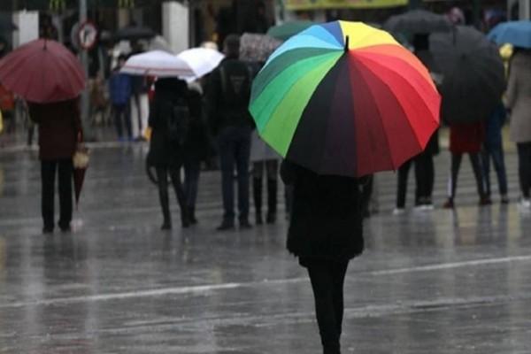 Έρχονται βροχές και καταιγίδες την Πρωτομαγιά! - Αλλάζει και πάλι το σκηνικό του καιρού!