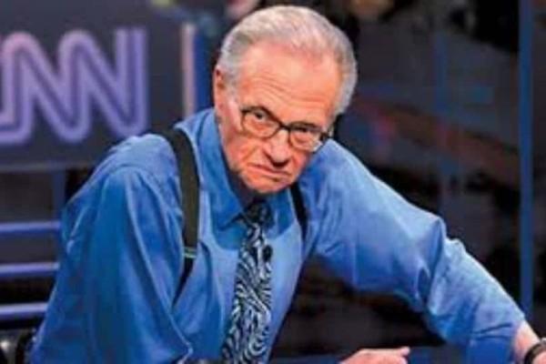 Στα 85 του έπαθε καρδιακή προσβολή ο Λάρι Κίνκγ!