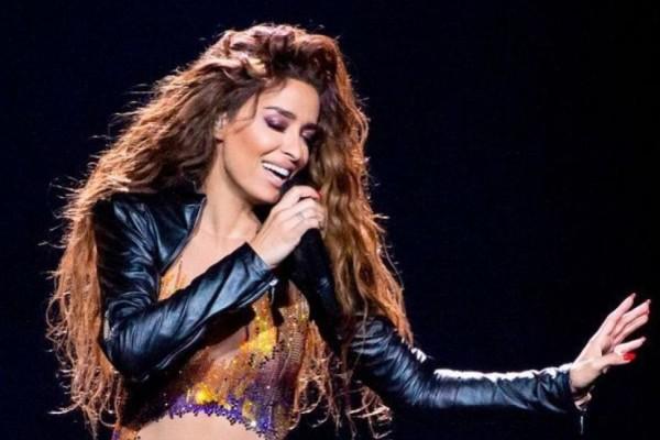 Ελένη Φουρέιρα: Θα ανέβω πάλι στη σκηνή της Eurovision!
