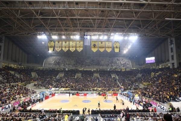 Basketball Champions League: Πατάει την Μπάμπεργκ στο κατάμεστο ΟΑΚΑ και πάει Final Four ξανά η ΑΕΚ!