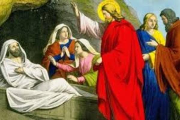 Σήμερα το Σάββατο του Λαζάρου: Ποιος ήταν ο Λάζαρος;
