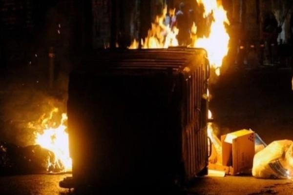 Aγρίνιο: Εμπρησμός οχημάτων και κάδων απο άγνωστο!