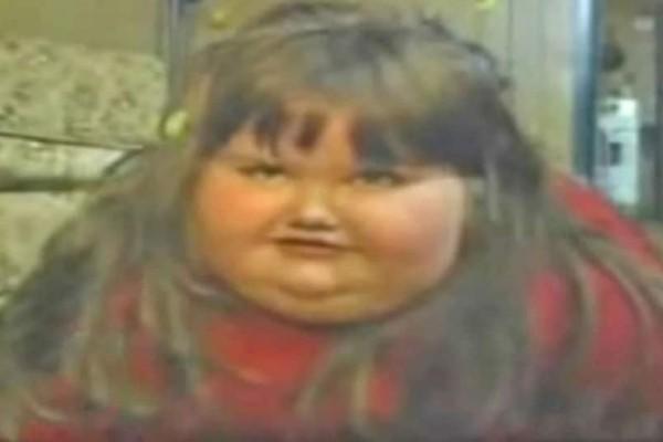 Η απίστευτη μεταμόρφωση της 8χρονης που ζύγιζε 190 κιλά! Ήταν το παχύτερο παιδί στον κόσμο...