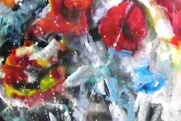 Έκθεση Ζωγραφικής Αλόκα Αλλαγιάννη στη γκαλερί του Black Duck!