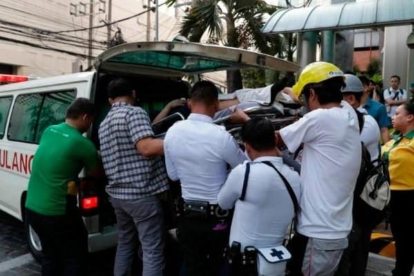 Σεισμός στις Φιλιππίνες: Αυξάνονται τα θύματα και οι τραυματίες!
