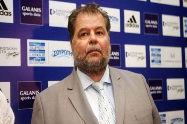 Super League: Παραίτηση Μπαταγιάννη από την προεδρία!