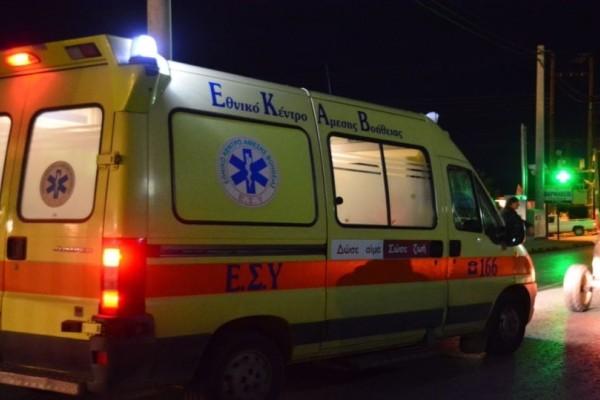 Σοκ στη Κρήτη: Νέο τροχαίο με έναν 27χρονο νεκρό!