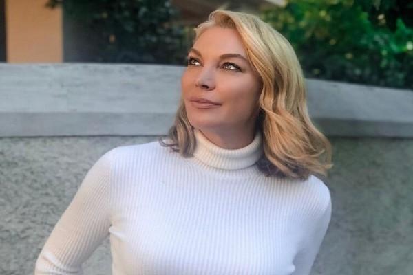 Τατιάνα Στεφανίδου: Σοκάρει το πραγματικό πρόσωπο της παρουσιάστριας!