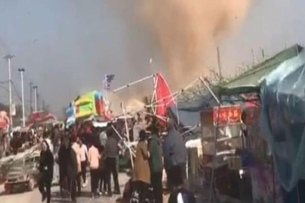 Τραγωδία στην Κίνα: Δύο παιδιά σκοτώθηκαν απο ανεμοστρόβιλο!