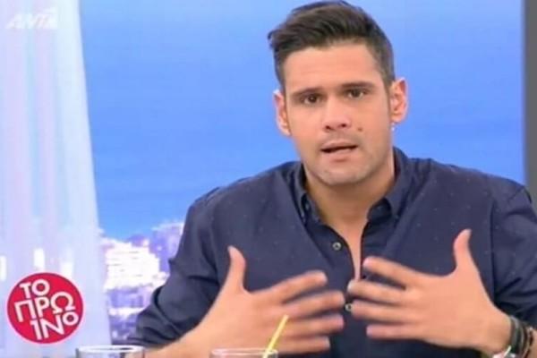 Δημήτρης Ουγγαρέζος: «Πάλι καλά δεν σκότωσα κανέναν...»! - Η απίστευτη on air αποκάλυψη για το τροχαίο!