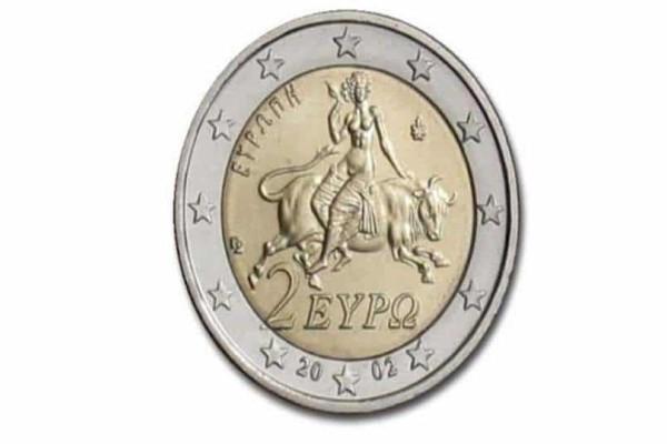 Δείτε αν είστε ήδη πλούσιοι! - Το κέρμα των 2 ευρώ που κοστίζει 80.000!