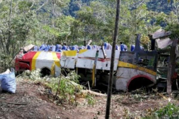 Δυστύχημα στη Βολιβία με 25 νεκρούς!