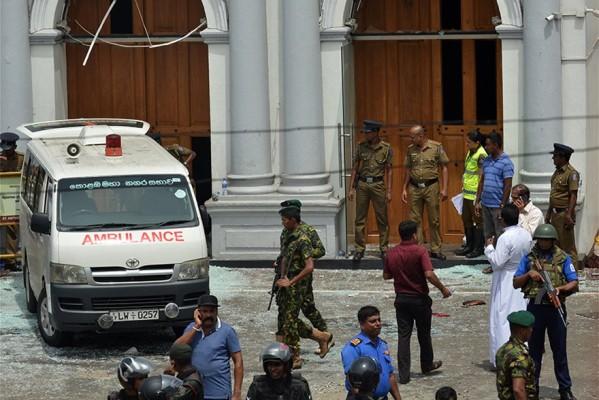 Ανείπωτη τραγωδία στη Σρι Λάνκα: Στους 130 ο αριθμός των νεκρών!