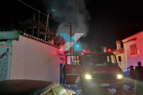 Οικογενειακή τραγωδία στην Κομοτηνή: Κάηκε ζωντανός μπροστά στον αδερφό του!