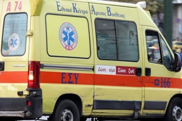 Τραγωδία στην Αχαία: Νεκρός 19χρονος οδηγός μηχανής μετά απο τροχαίο!