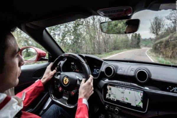 Τι καινούριο ετοιμάζει η Ferrari; - Τεράστια εξέλιξη στον τομέα της τεχνολογίας!