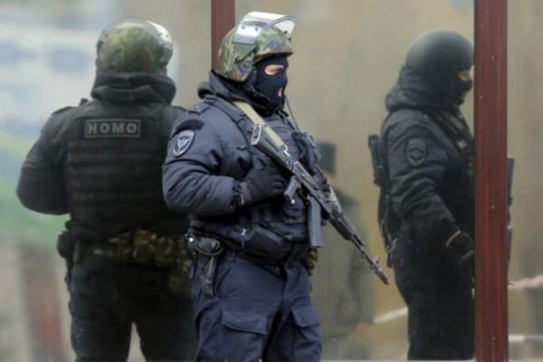 Αγία Πετρούπολη: Έκρηξη  σε στρατιωτική ακαδημία με τέσσερις τραυματίες!