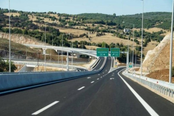 Ιόνια Οδός: Διακοπή κυκλοφορίας σε τμήμα της αύριο!