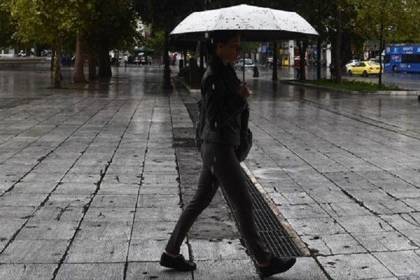 Άστατος και σήμερα ο καιρός! - Σε ποιες περιοχές θα σημειωθούν βροχές και καταιγίδες;