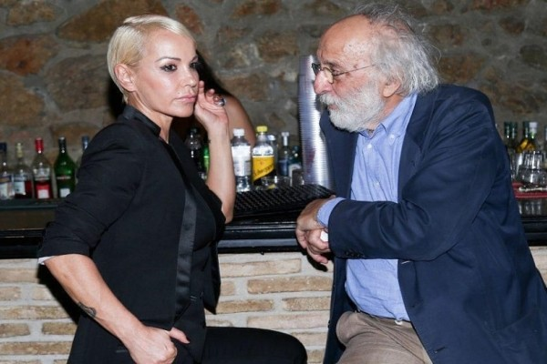 Νατάσα Καλογρίδη: Οι πρώτες δηλώσεις της ηθοποιού για την σύλληψη του Αλέξανδρου Λυκουρέζου!