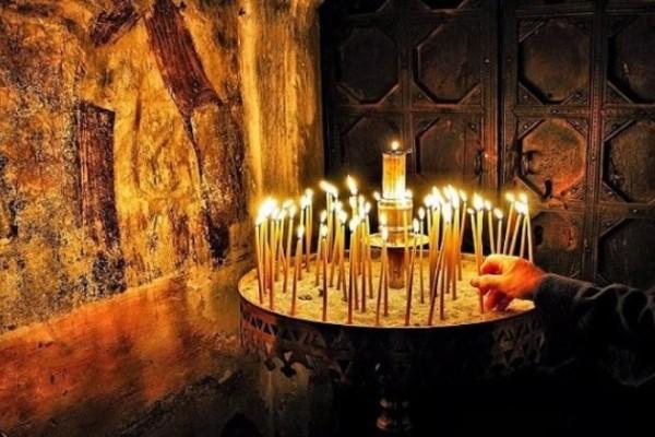 Πέλλα: Άγρια ληστεία σε μοναστήρι!