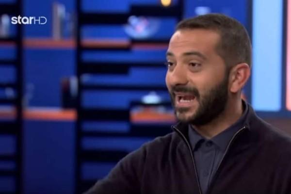 ΜasterChef: Δεν φαντάζεστε πώς... γλέντησε την Ασημίνα ο Κουτσόπουλος! (video)