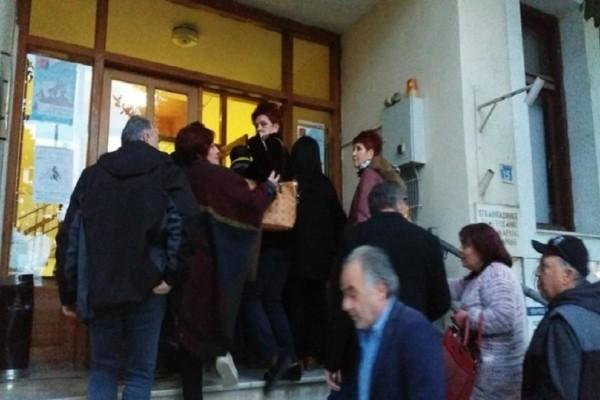 Αποδοκίμασαν άγρια υποψήφιους του ΣΥΡΙΖΑ στην Μακεδονία! - «Στόχος» έγιναν Γιαννούλης και Αρβανίτης!