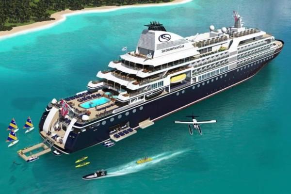 Αυτό είναι το κρουαζιερόπλοιο 155 μέτρων που θα κάνει ταξίδια σε όλο τον κόσμο!