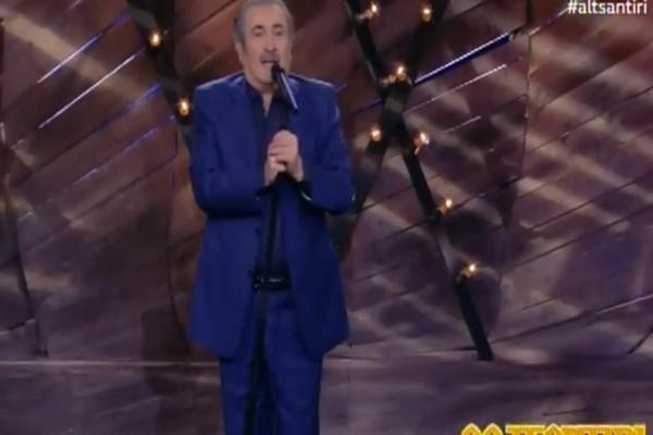 Λάκης Λαζόπουλος: Ξέσπασε σε κλάματα ο παρουσιαστής! - Ράγισαν καρδιές στην εκπομπή! (Video)