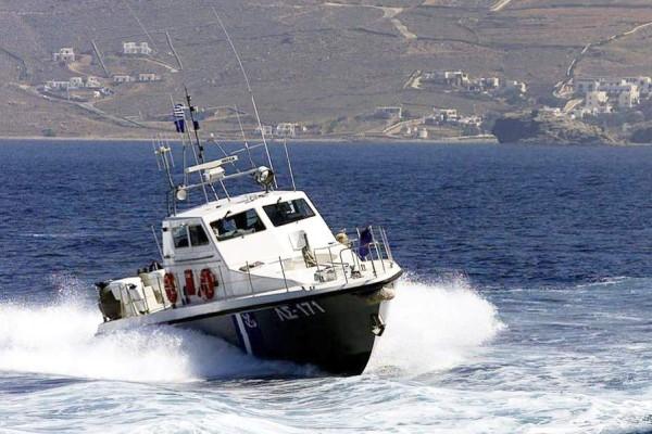 Στιγμές αγωνίας πέρασαν δυο Ιταλοί σε θαλαμηγό στην Κέρκυρα!
