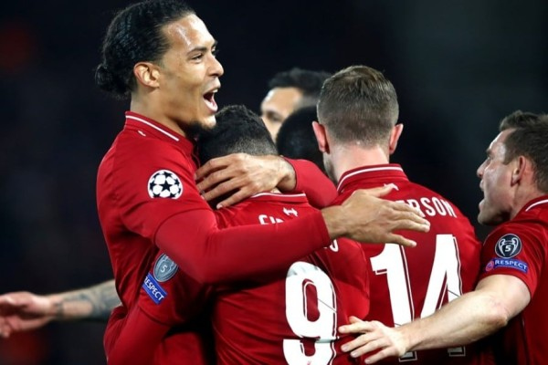 Champions League: Αγκαλιά με την πρόκριση η Λίβερπουλ!