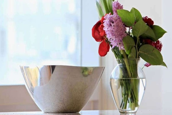 Τα λουλούδια καταπολεμούν την κατάθλιψη και το στρες!