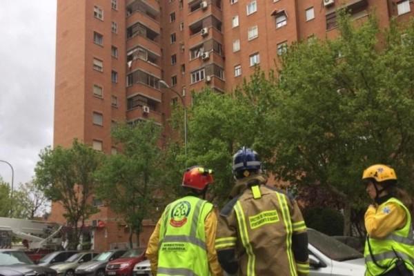 Μανδρίτη: Έκρηξη σε πολυκατοικία με τουλάχιστον 16 τραυματίες!