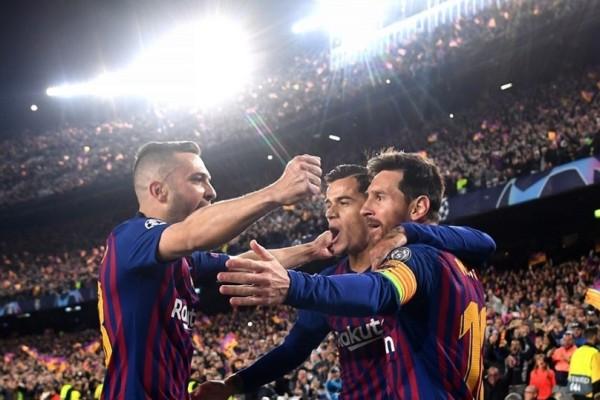 Champions League: Διέλυσε την Γιουνάιτεντ η Μπαρτσελόνα!