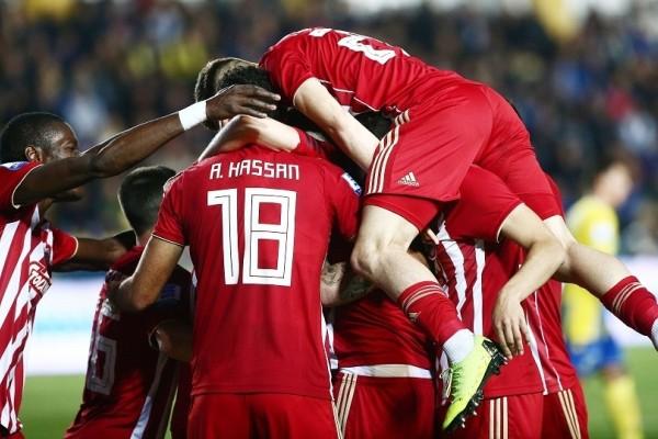 Super League: Πάρτι του Ολυμπιακού στο Αγρίνιο!