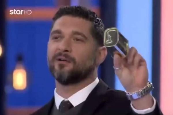 MasterChef: Ρεσιτάλ ερμηνείας από τον Πάνο Ιωαννίδη! (video)