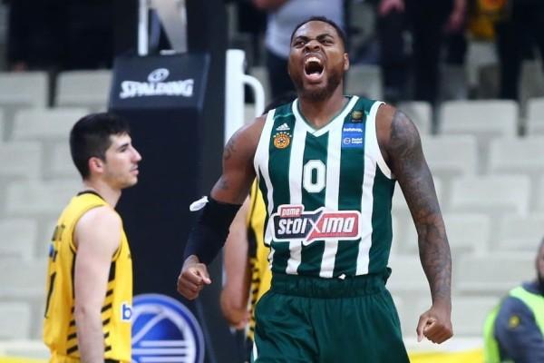 Basket League: Τρομακτικός Παναθηναϊκός διέλυσε την ΑΕΚ!
