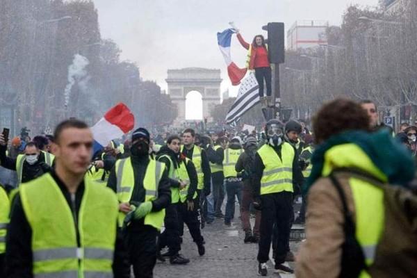 Παρίσι: Απαγορεύεται τα