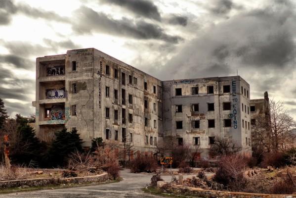 Το στοιχειωμένο Σανατόριο της Πάρνηθας: Τα ανεξήγητα φαινόμενα και το