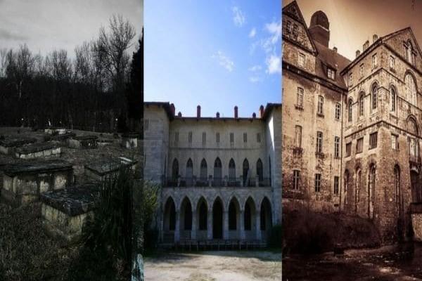 Τρέμεις να τα ανακαλύψεις: Τα 5 στοιχειωμένα μέρη στην Αθήνα!