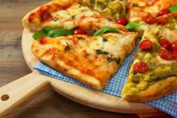 Η πιο εύκολη και προπάντων νόστιμη ζύμη πίτσας που μπορείς να φτιάξεις! (video)