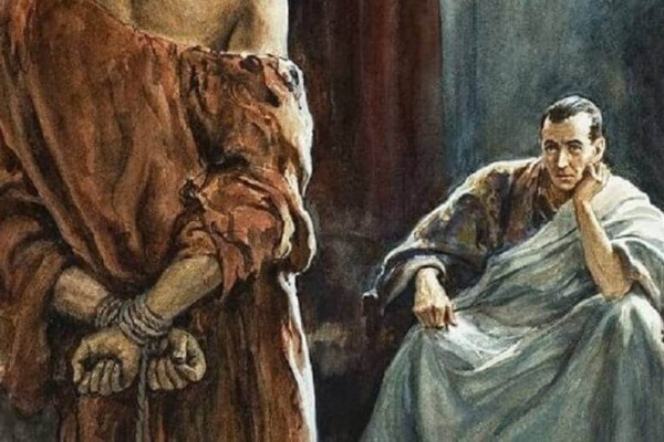 Το έχεις σκεφτεί ποτέ; Σε ποια γλώσσα μίλησαν ο Χριστός με τον Πόντιο Πιλάτο;