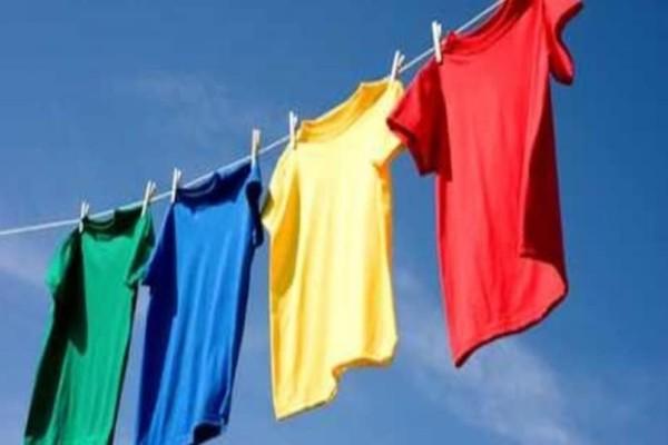 Πώς να στεγνώσετε γρήγορα τα ρούχα σας τις βροχερές μέρες!