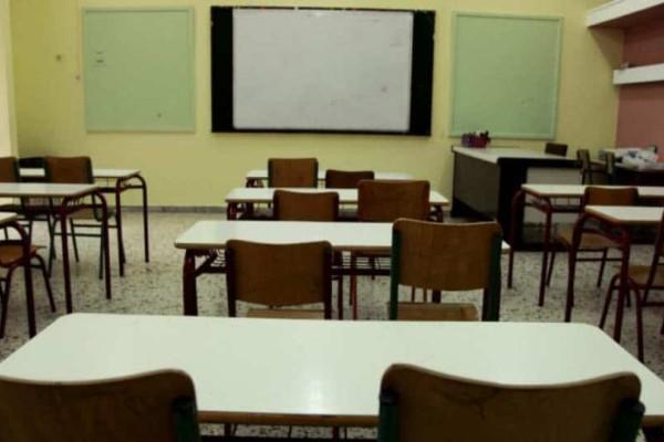Πάτρα: Σχολείο έκλεισε αφού πλημμύρισαν όλες οι τάξεις!
