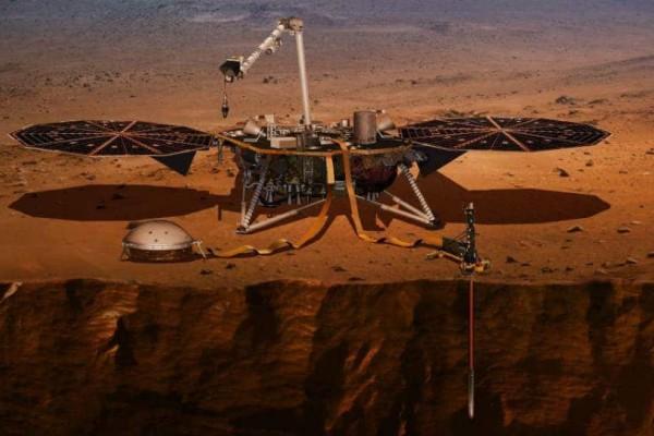 Σεισμός στον Άρη!