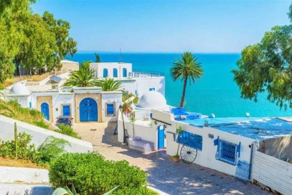 Σίντι Μπου Σαΐντ: Ένα χωριό στη Τυνησία με άρωμα Ελλάδας!