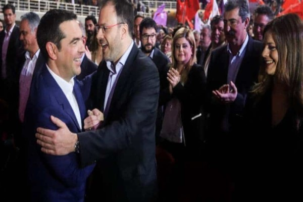 Ευρωεκλογές 2019: Αυτοί είναι οι τελευταίοι υποψήφιοι για το ΣΥΡΙΖΑ!